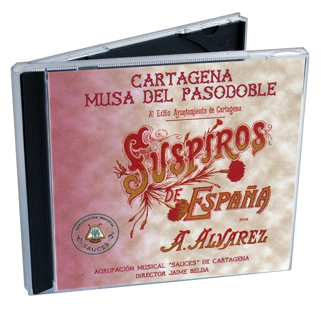 2001 CD MUSA DEL PASODOBLE