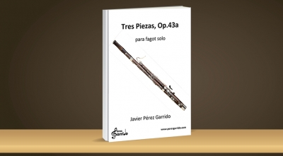 Three Pieces, Op.43a